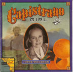 Cover of Capistrano Girl CD
